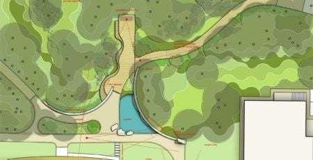 ландшафтное проектирование